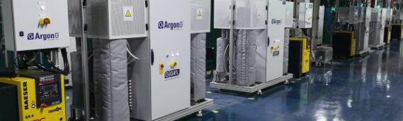 Innovation enables recycling of argon in solar ingot production for LONGi, China